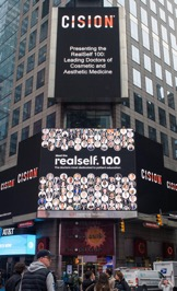 RealSelf honors their top 100 doctors in the nation.